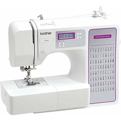 Amazon.com: Brother costura cs8800prw Informatizado máquina ...