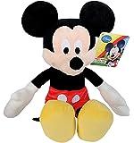 Simba 6315879084–Disney Mickey Mouse en peluche 43cm
