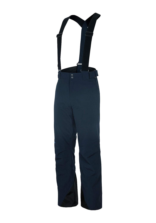 Navy bluee 46 (EU) Ziener Men's Telmo Man (Pant Ski) Trousers
