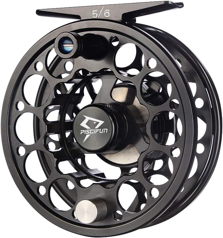 Best Fly Fishing Reel : Piscifun Sword Fly Fishing Reel