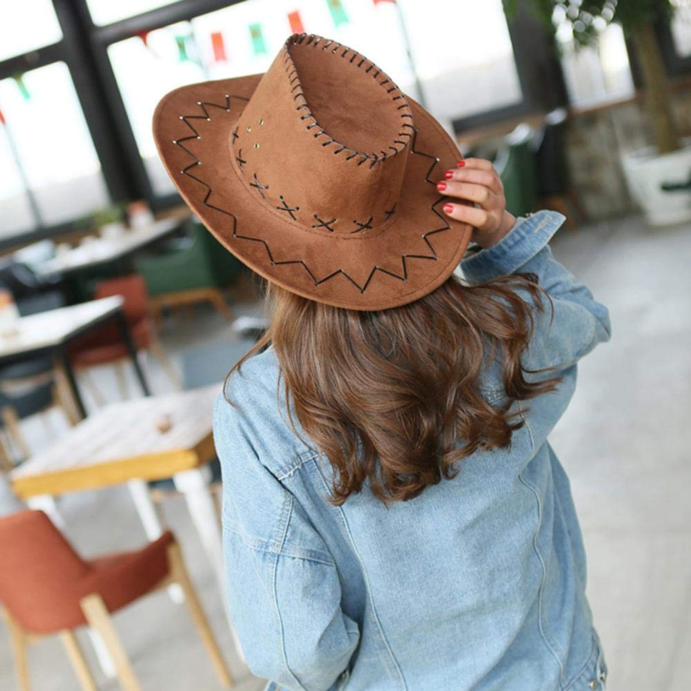 Hatchbacks New Look Cowboy Hat Boy Girl Fashion Party Dress Cowgirl Cowboy Hat Accessory Cowboy Costume Accessories Replacement Parts