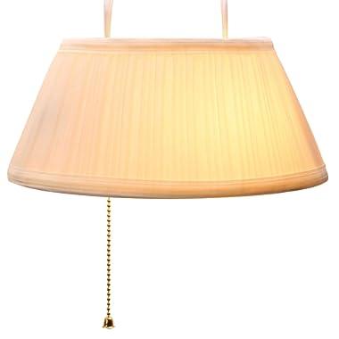 WalterDrake Headboard Light, Cream, One Size