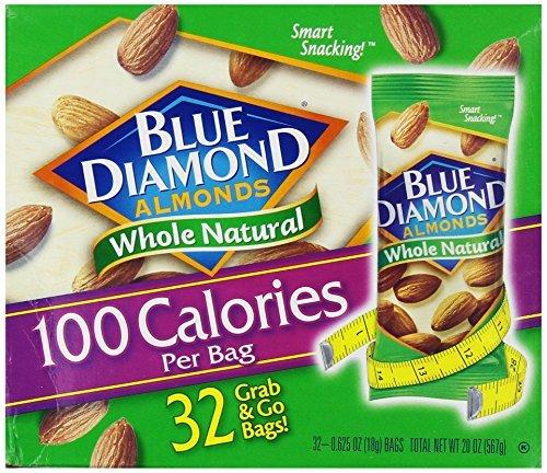 Blue Diamond Almonds 100 Calories product image