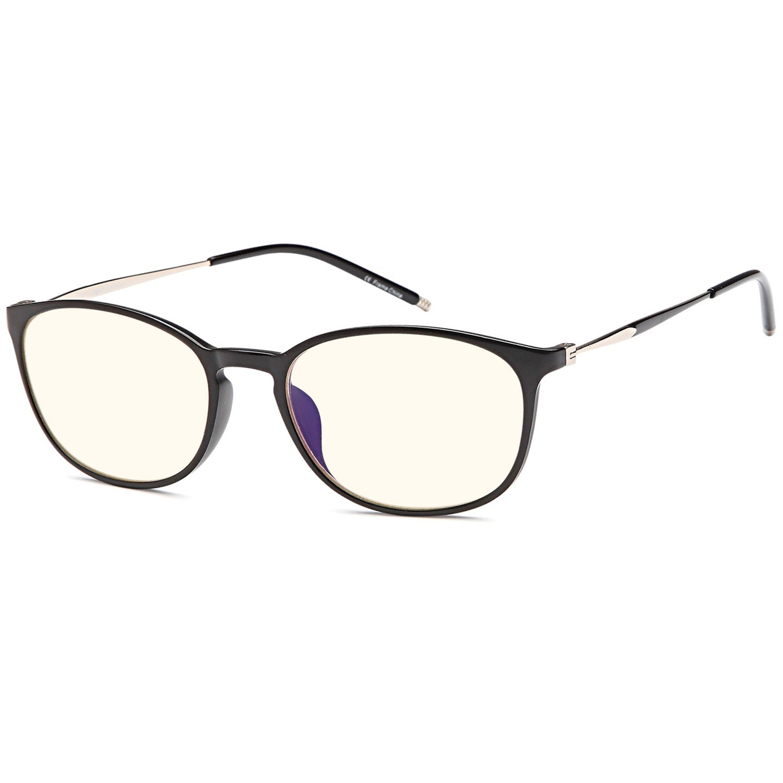 TRUST OPTICS Eyestrain Relief Computer Video Gaming Glasses Glasses