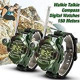 Best Walkie Talkies Watches - Leoie 7 in 1 Walkie Talkie Wrist Watch Review