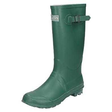 Malvern , Herren Gummistiefel , Grün - grün - Größe: 40.5