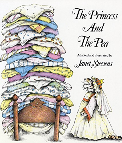 The Princess and the Pea (Fractured Fairy Tales Princess And The Pea)