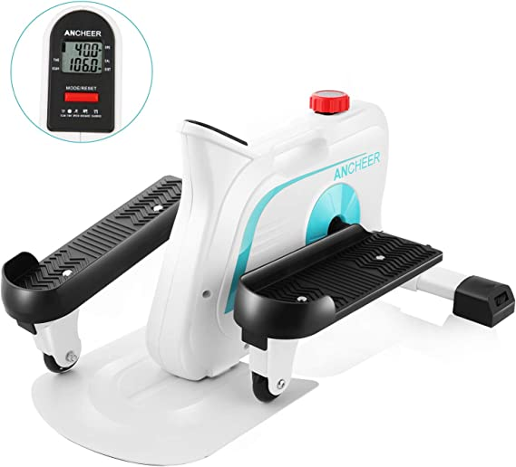 ANCHEER Mini Elliptical Machine Indoor