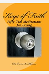 Keys of Faith: Fifty-Two Meditations for Living Kindle Edition