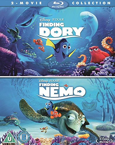 Finding Dory Double Blu ray regions