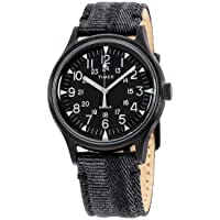 Deals on Timex MK1 Steel Military Style Fabric Chronograph Mens Watch