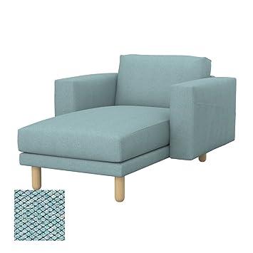 Amazon.com: Soferia Replacement Cover for IKEA NORSBORG ...