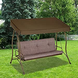 Amazoncom  3person Hammock Swing Replacement Canopy Top. Patio Furniture Stores Atlanta. Interlocking Patio Pavers Sale. Stand Alone Covered Patio Designs. Cheap Patio Bar Furniture. Interlocking Patio Tiles Toronto. Cost Of Paver Patio Indianapolis. Ebay Small Patio Table. Belham Living Patio