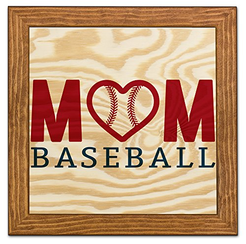 Framed Wood Wall Art/Decorative - mom wall decorations