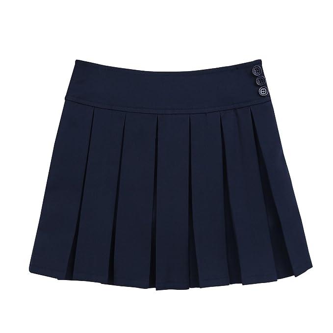 iiniim uniforme escolar falda plisada scooters skort mini falda ...