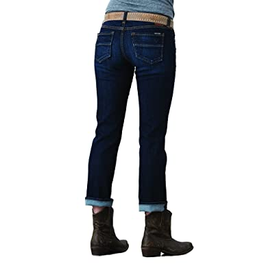 fb04a73b3b3 Image Unavailable. Image not available for. Color  DEAR JOHN Gotham  Playback Cuffed Jean Denim