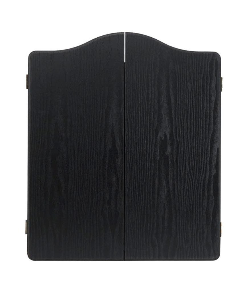 WINMAU Plain Classic - Diana de dardos, tamaño único, color negro