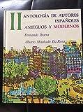 img - for Antolog a de autores espa oles: antiguos y modernos, Vol. 2 book / textbook / text book