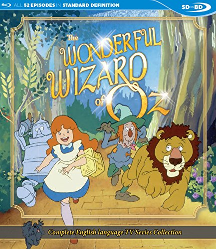 Wonderful Wizard Of Oz (The Wonderful Wizard of Oz SDBD Blu Ray [Blu-ray])