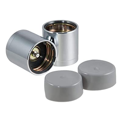 CURT 22198 1.98-Inch Bearing Protectors and Dust Covers, 2-Pack: Automotive