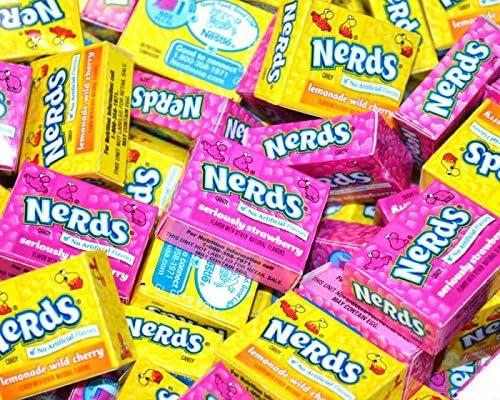 Wonka Mini Nerds Boxes (Double Dipped and Strawberry) x50: Amazon.es: Alimentación y bebidas