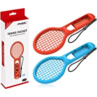 FineraTennis Racket Compatible with Nintend Switch, Twin Pack Tennis Racket Compatible with N-Switch Joy-Con Controllers…