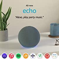Deals on 2-Pack All-new Echo 4th Gen