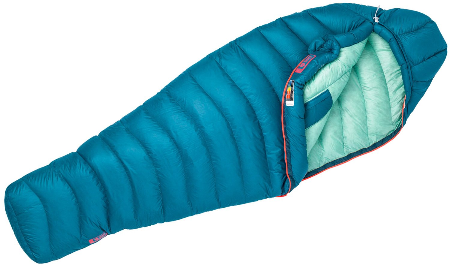 Marmot Damen WM de Phase 20 Couchage, Late NightCeltic, LZ