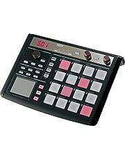 KORG padKONTROL, USB-MIDI-Controller mit 16 dynamischen Triggerpads und X/Y Pad, Schwarz