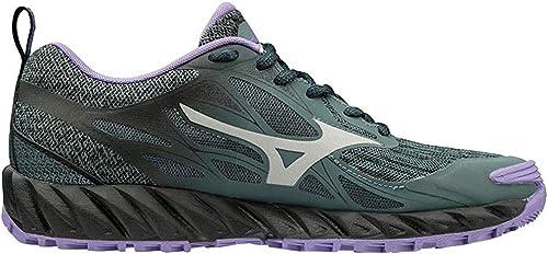 Mizuno Wave Ibuki, Zapatillas de Trail Running para Mujer: Amazon.es: Zapatos y complementos