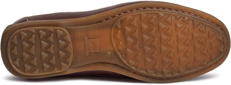 Trask Mens Declan Slip-On Loafer,Bourbon,12 M US