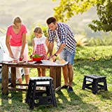 Acko 16 Inches Folding Step Stool for