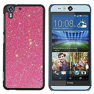 - vignette sky stars night shining cosmos - - Modelo de la piel protectora de la cubierta del caso FOR HTC Desire EYE M910x RetroCandy