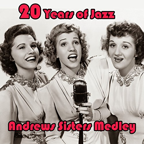 20 Years of Jazz Medley:Sing Sing Sing / In the Mood / Chattanooga Choo Choo / Boogie Woogie Bugle Boy / Begin the Beguine / Rhum and Coca Cola / Rhumboogie / Sabre Dance / Beer Barrel Polka / Three Little Sisters / Tico Tico / Bei Mir Bist Du Schön / Tux (Beer Mood)