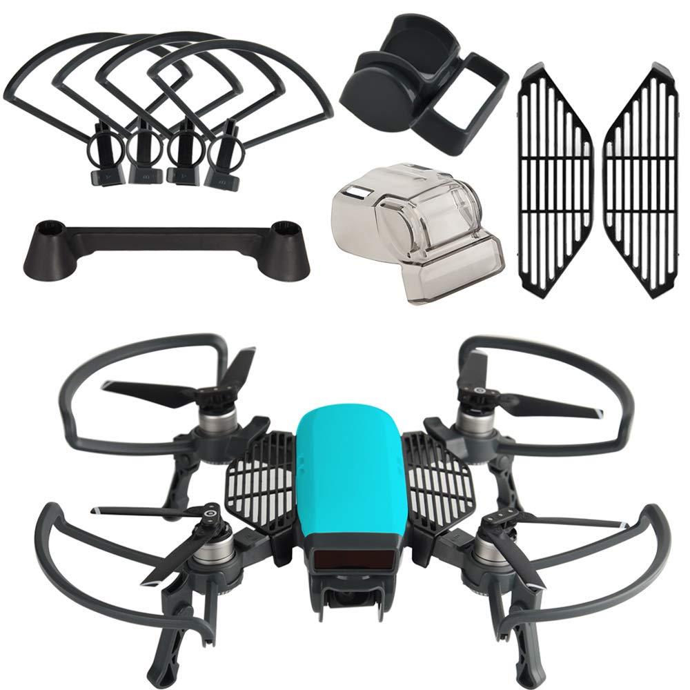 Kit De Accesorios Para Drone Dji Spark (xsr)
