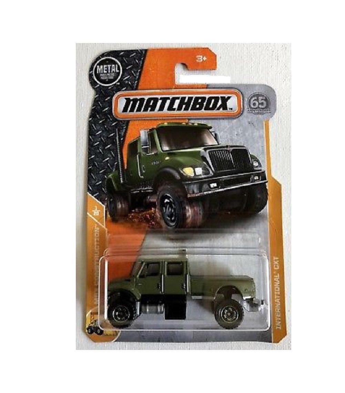 International CXT Matchbox 2018 MBX Construction 1//20