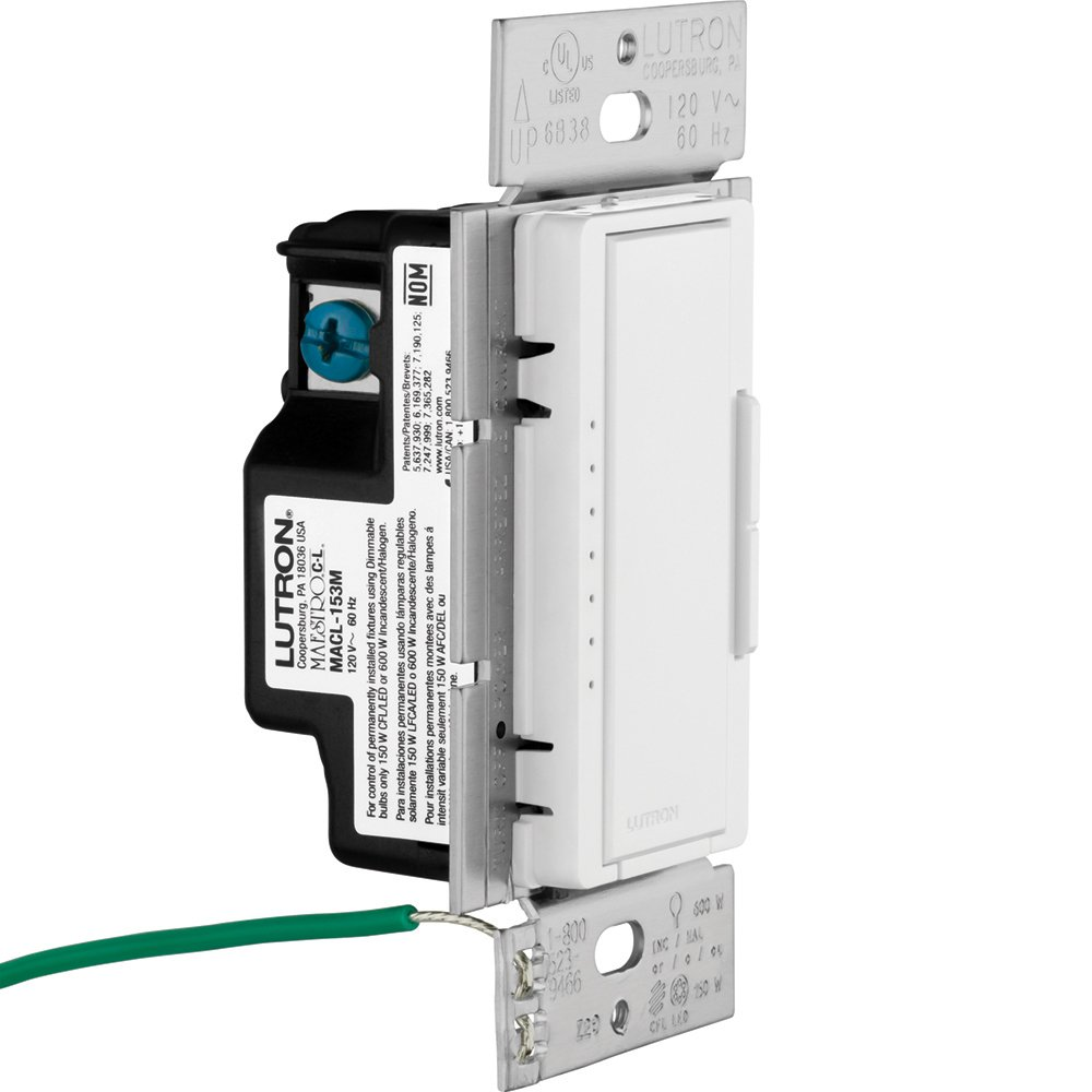 how to install the lutron digital dimmer kit as a 3way switc