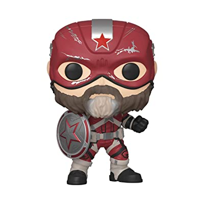 Funko Pop! Marvel: Black Widow – Red Guardian: Toys & Games