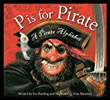 P Is for Pirate, Eve Bunting, 1585368156