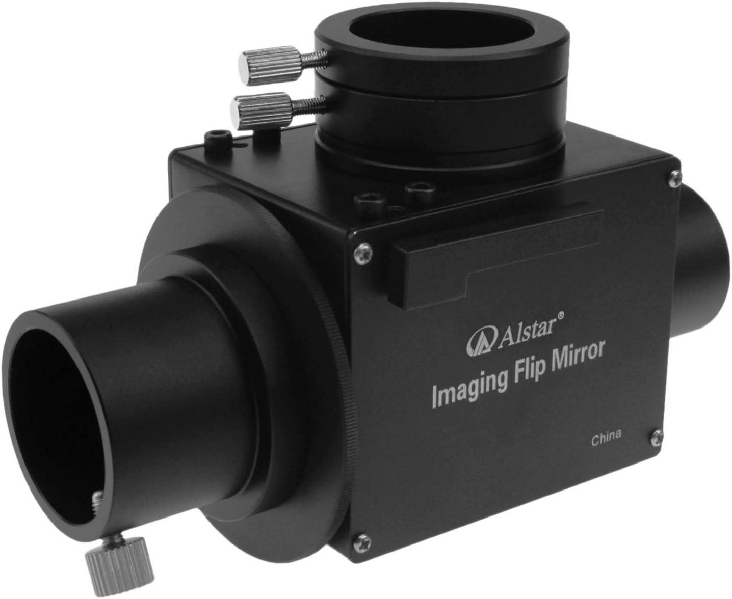 The flip Mirror for Precise Focusing Alstar 1.25 Astrophotography Flip Mirror with Eyepiece Adapter