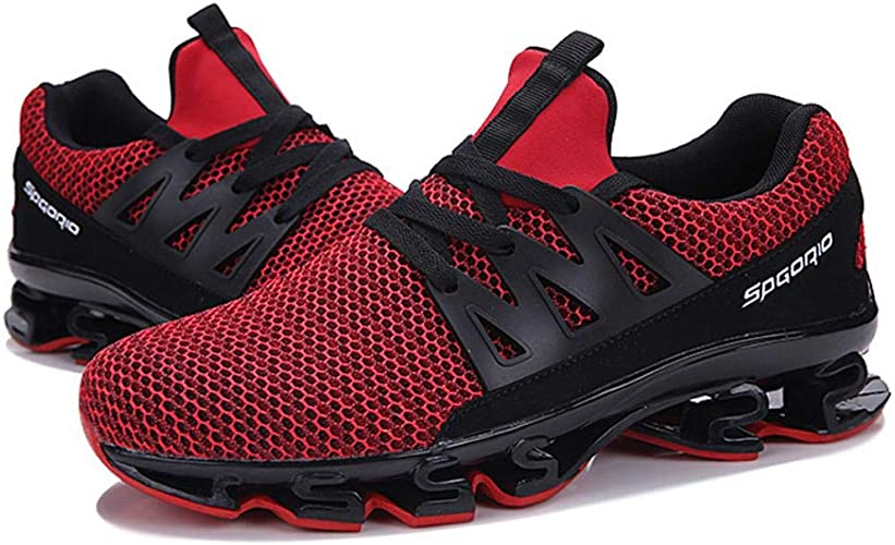 Men/'s Fashion Running Shoes Sports Casual Breathable Walking Sneakers Athletic