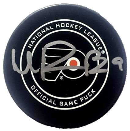 Image Unavailable. Image not available for. Color  Ivan Provorov Signed  Hockey Puck - Official BAS - Beckett ... b8ced931e