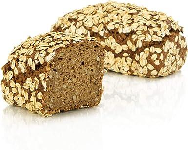 Pan de espelta autentico alemán 400 g - pan artesanal de Alemania ...
