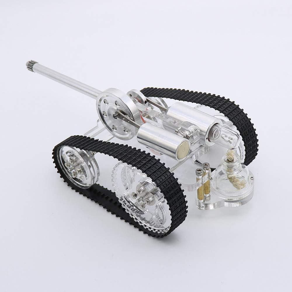 Dasing Stirling Engine G/éN/éRateur Moteur /à Turbine /à Vapeur Externe Mod/èLe Science Education Fournitures