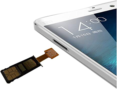 Adaptador de Tarjeta SIM Dual Micro SD para Android Extender 2 ...