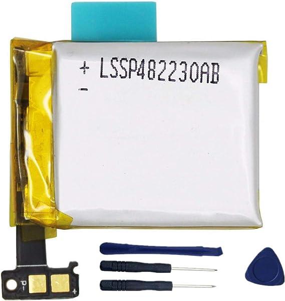 Batterie 250mAh type B030FE SP48223 Pour Samsung Gear 1 Samsung SM-V700