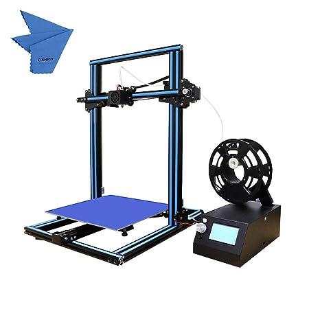 Aibecy Impresora 3D Kit de bricolaje Autoajuste rápido de alta ...