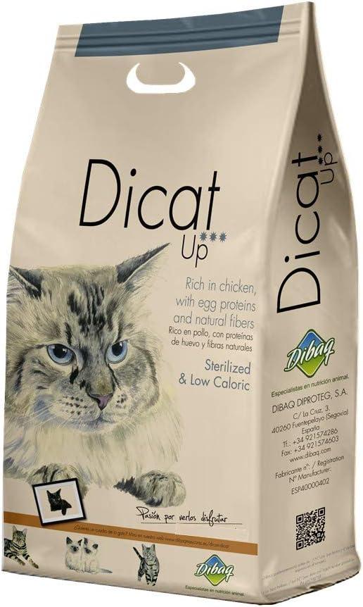 Dibaq Alimento Completo para Gatos De Baja Actividad - 3000 ...