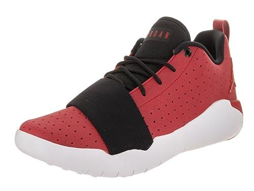 040fb2860250fc Nike Jordan Men s Air Jordan 23 Breakout Gym Red Gym Red Black White  Basketball Shoe 8.5 Men US  Amazon.co.uk  Shoes   Bags