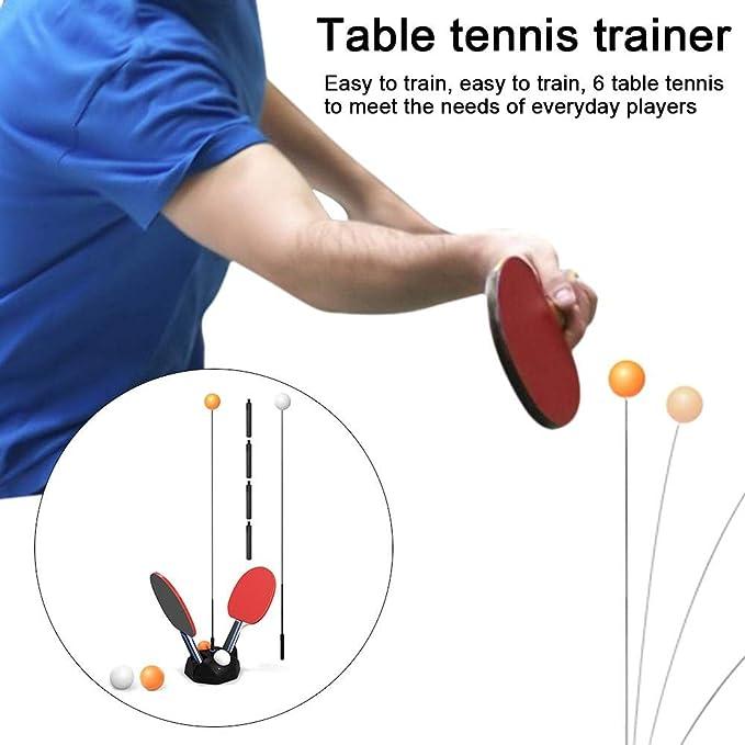 ckground - Juego de Mesa de Tenis para Entrenar en Interiores y ...